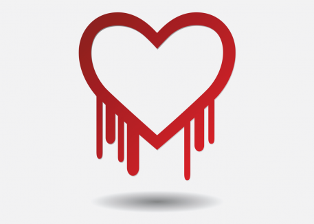 visual illustration of heartbleed bug