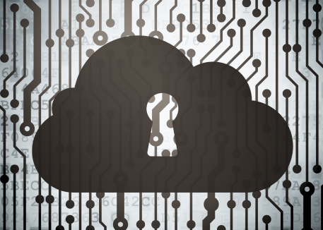 cloud technology protecting sensitive information