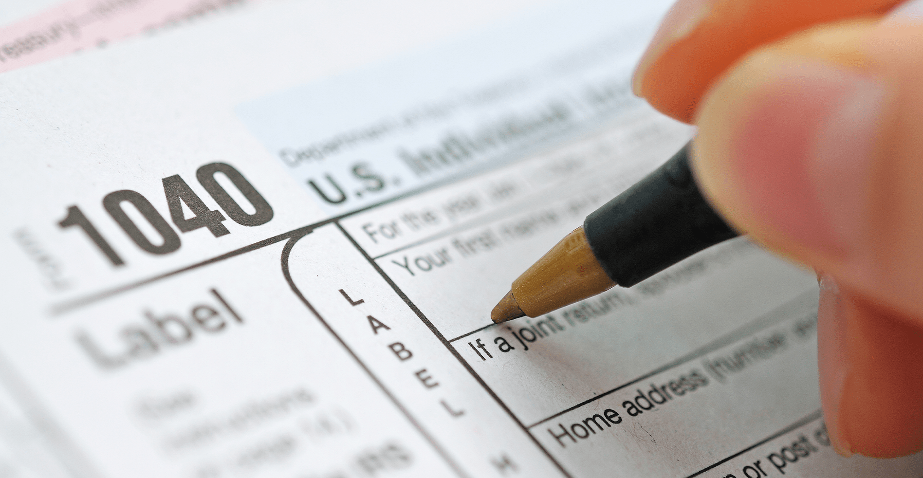 Tax season 2014 - form 1040