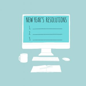 Tech New Year's Resolutions