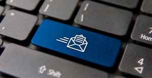 send email button on keyboard